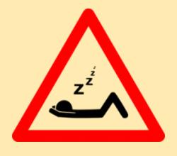 Test somnolence